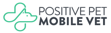 Positive Pet Mobile Vet Logo